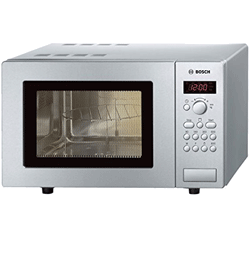 17L 800W Microwave With 1000W Grill – Stainless Steel
