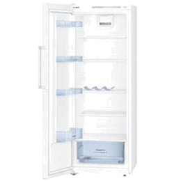 Tall Fridge – White – A++ Rated