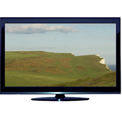 how to set up freeview on samsung tv